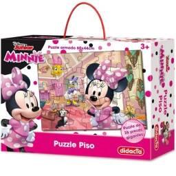 Puzzle de Piso Minnie y Daisy -35 piezas gigantes