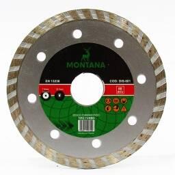 Disco Diamantado Turbo Montana 110x22.2mm