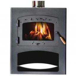Calefactor a leña Qutral 19 KW - cubre hasta 160 m2