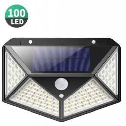 Lampara Solar potente 4 Lados - luz 50 W