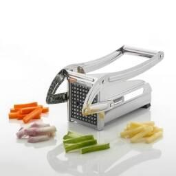 Cortador de papas fritas en acero inox - bastones vegetales