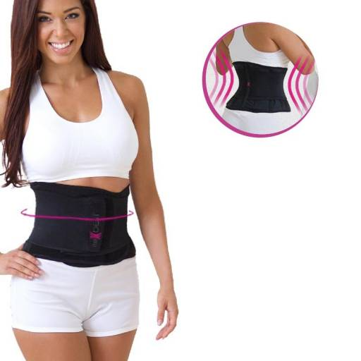 Faja estilizadora Miss Belt, modela la cintura al instante