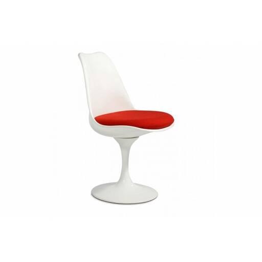 Silla Tulip Blanca - Diseño Saarinen