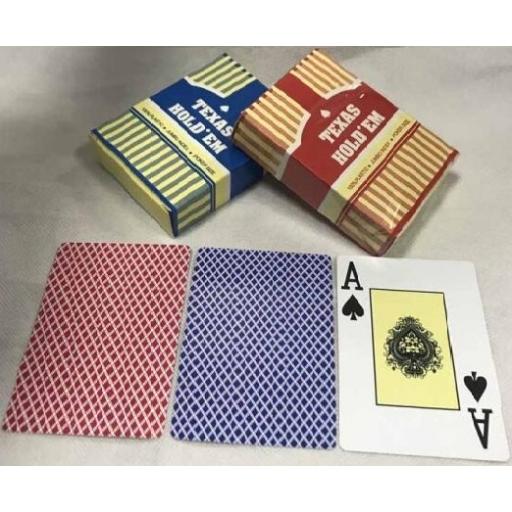 Mazo de Cartas de poker - naipes americanos