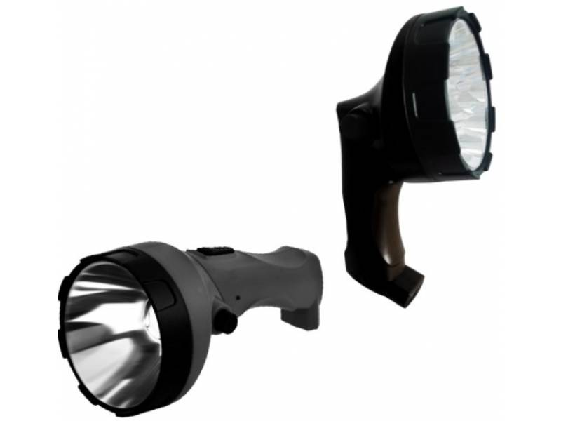 Linterna LED - Foco Recargable 2W